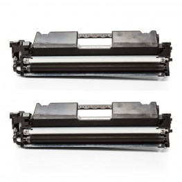 Toner HP CF217A 17A Black / Dvojno pakiranje