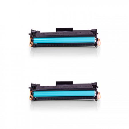 Toner HP CF244A 44A Black / Dvojno pakiranje