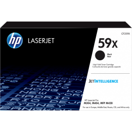Toner HP CF259X 59X Black / Original