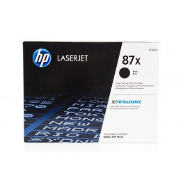 Toner HP CF287X 87X Black / Original