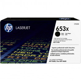 Toner HP CF320X Black / 653X / Original