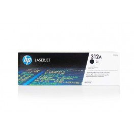 Toner HP CF380A Black / 312A / Original