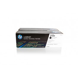 Toner HP CF380XD Black / Dvojno pakiranje / Original