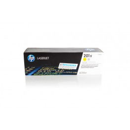 Toner HP CF402X Yellow / 201X / Original