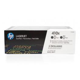 Toner HP CF410XD Black / Dvojno pakiranje / 410X / Original