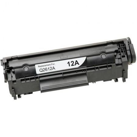 Toner HP Q2612A 12A Black