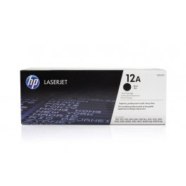 Toner HP Q2612A 12A Black / Original