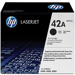 Toner HP Q5942A 42A Black / Original