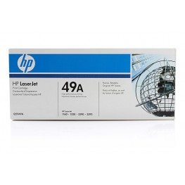 Toner HP Q5949A 49A Black / Original
