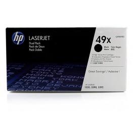 Toner HP Q5949XD 49X Black / Dvojno pakiranje / Original