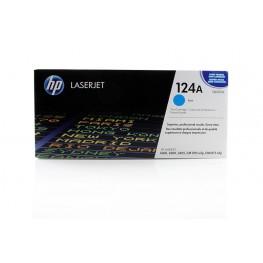Toner HP Q6001A Cyan / 124A / Original