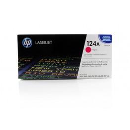 Toner HP Q6003A Magenta / 124A / Original