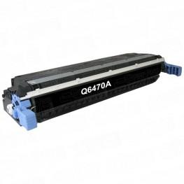 Toner HP Q6470A Black / 501A