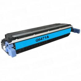 Toner HP Q6471A Cyan / 502A