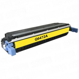 Toner HP Q6472A Yellow / 502A