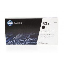 Toner HP Q7553X 53X Black / Original