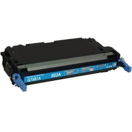 Toner HP Q7581A Cyan / 503A