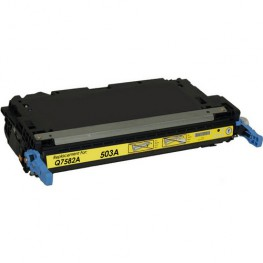Toner HP Q7582A Yellow / 503A