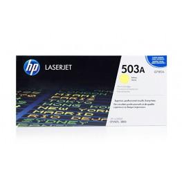 Toner HP Q7582A Yellow / 503A / Original