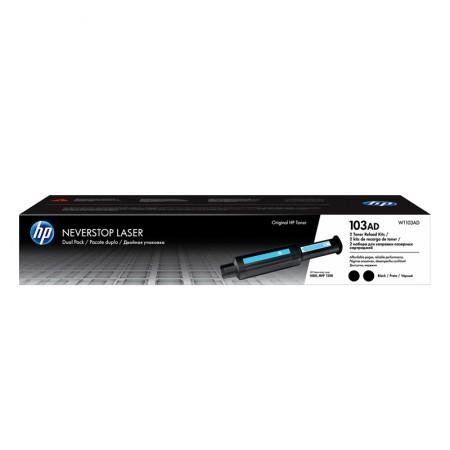 Toner HP W1103AD 103A Black / Dvojno pakiranje / Original