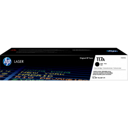 Toner HP W2070A 117A Black / Original