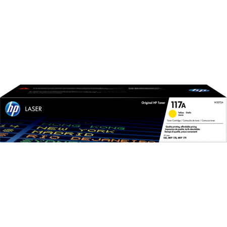 Toner HP W2072A 117A Yellow / Original