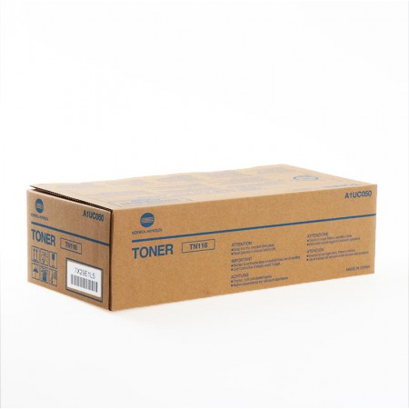Toner Konica Minolta TN116 Black / Dvojno pakiranje / Original