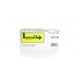 Toner Kyocera TK-5140 Yellow / Original
