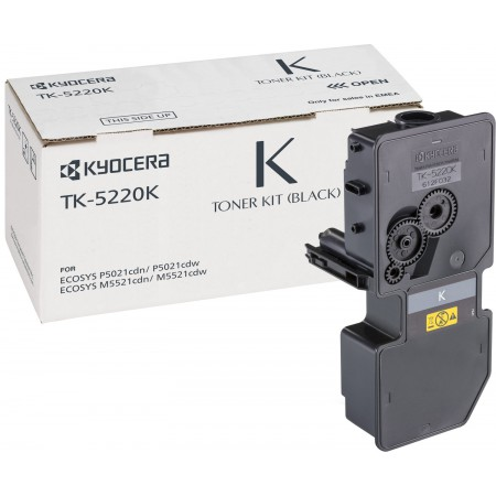 Toner Kyocera TK-5220 Black / Original