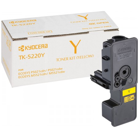 Toner Kyocera TK-5220 Yellow / Original