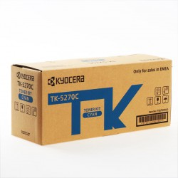 Toner Kyocera TK-5270 Cyan / Original