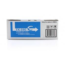 Toner Kyocera TK-590 Cyan / Original