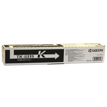 Toner Kyocera TK-8315 Black / Original