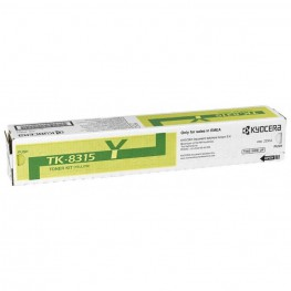 Toner Kyocera TK-8315 Yellow / Original