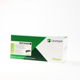 Toner Lexmark 50F2H00 Black / Original