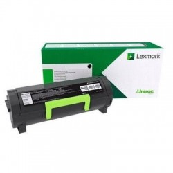 Toner Lexmark 56F2H00 Black / Original