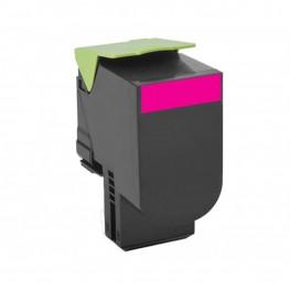 Toner Lexmark 80C2SM0 / 802SM Magenta