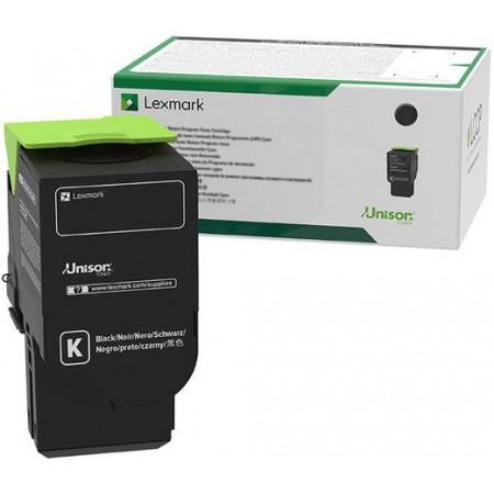 Toner Lexmark C242XK0 Black / Original