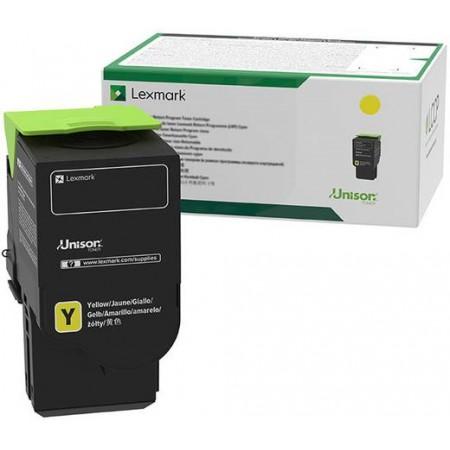 Toner Lexmark C242XY0 Yellow / Original