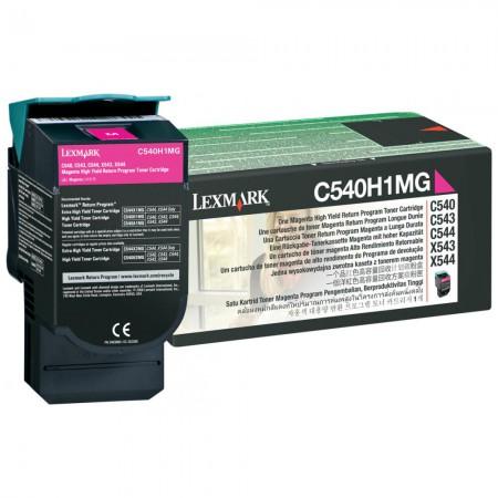 Toner Lexmark C540H1MG Magenta / Original
