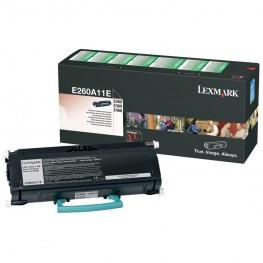Toner Lexmark E260 / E260A11E Black / Original