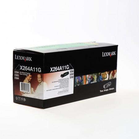 Toner Lexmark X264A11G Black / Original