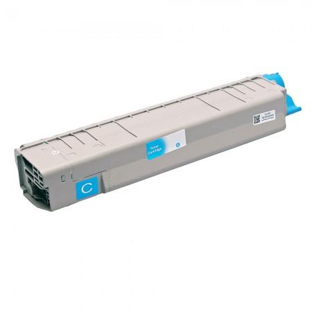 Toner OKI 43487711 Cyan (C8600 / C8800)