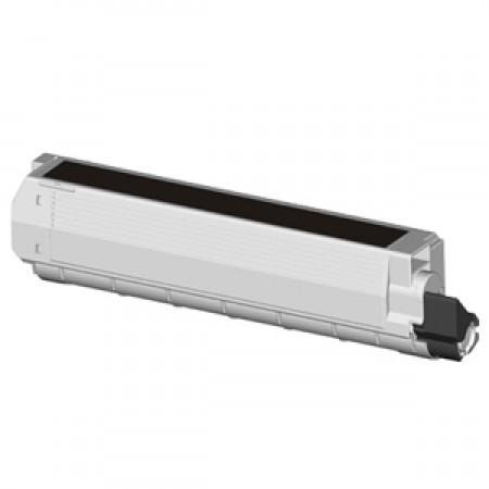 Toner OKI 43487712 Black (C8600 / C8800)
