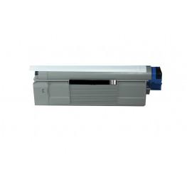 Toner OKI 43865708 Black (C5650 / C5750)