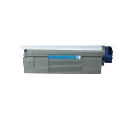 Toner OKI 43865707 Cyan (C5650 / C5750)