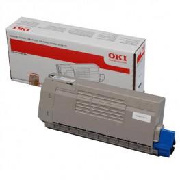 Toner OKI 44318608 Black (C710, C711) / Original