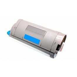 Toner OKI 44318607 Cyan (C710, C711)