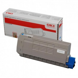 Toner OKI 44318607 Cyan (C710, C711) / Original