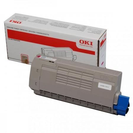 Toner OKI 44318606 Magenta (C710, C711) / Original
